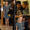 Cute! Diane Kruger and Joshua Jackson Do Date Night in Cannes: See Her Nail the Dress Code, From Every Angle