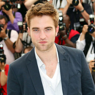 Robert Pattinson Cosmopolis Photocall Cannes Pictures