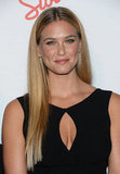 Bar Refaeli was all smiles as she arrived at the Maxim Hot 100 List party.