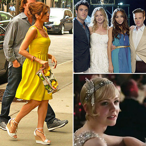 Celebrity Style Recap For May 21, 2012