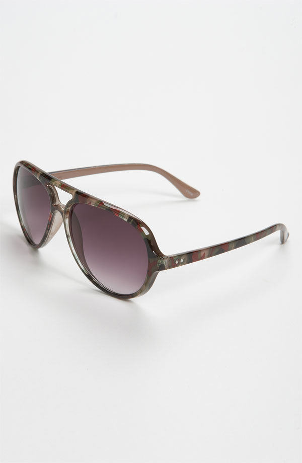 "Icon Eyewear ""Matt"" Aviator Sunglasses ($12)"