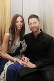 Newlyweds Kyly Boldy and Michael Clarke went to India after their wedding. Source: Twitter user MClarke23