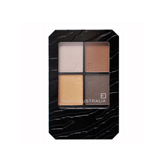Face of Australia Colour Max Eyeshadow Palette in Gold Mine, $10.95