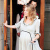 Sienna Miller London Baby Shower Pictures