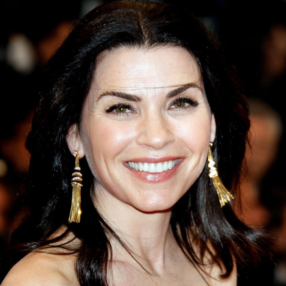 Julianna Margulies at the Cosmopolis Premiere