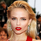Natasha Poly at the Cosmopolis Premiere