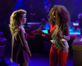 Julianne Hough and Mary J. Blige in Rock of Ages. Photos courtesy of Warner Bros.