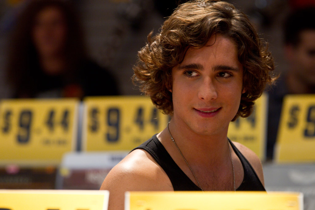 Diego Boneta in Rock of Ages. Photos courtesy of Warner Bros.