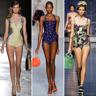 Pinup-Style Swimwear For Summer