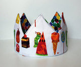 Aurora Spitfire Very Hungry Caterpillar Birthday Crown