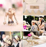 Golden Storybook Decor Details