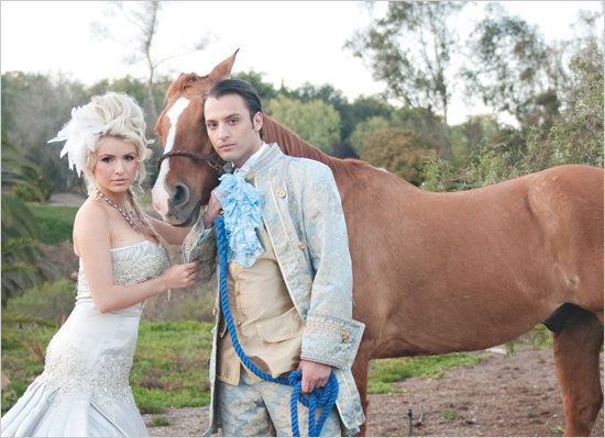 Cinderella and Her Princely Groom