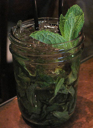 Make Your Mint Julep in Bulk