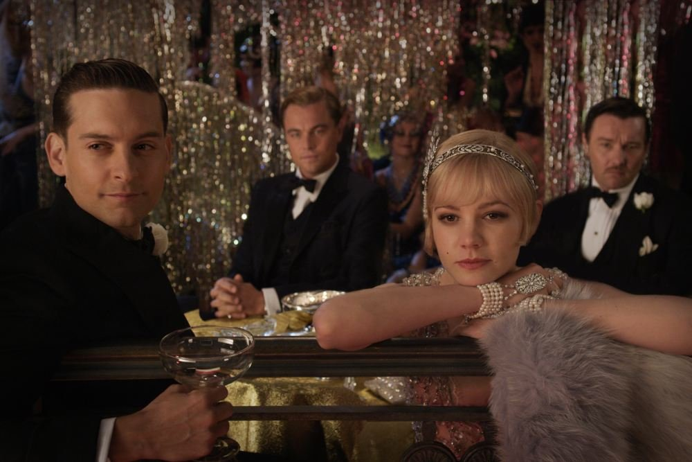 Glitteriest Trailer: The Great Gatsby