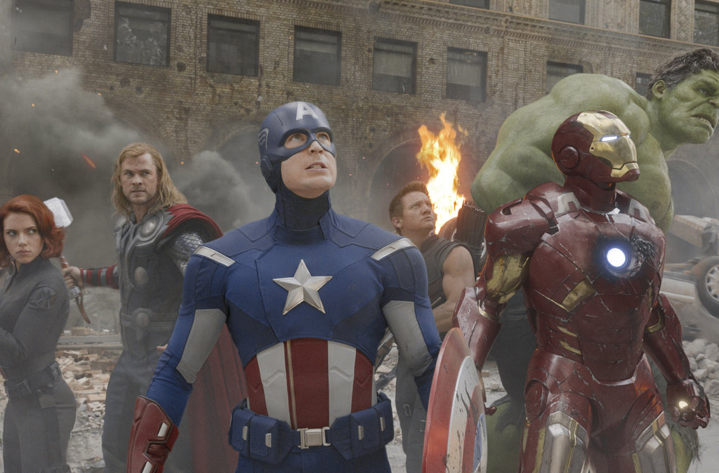 Best Box Office Brawn: The Avengers