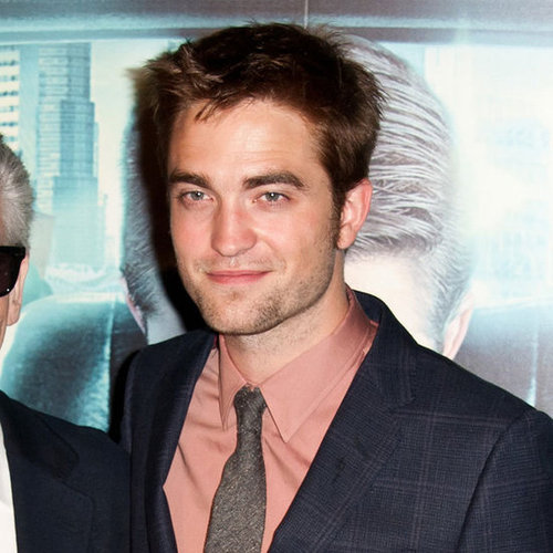 Robert Pattinson Pictures at Cosmopolis Paris Premiere