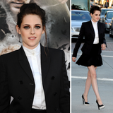 Kristen Stewart Snow White and the Huntsman LA Screening