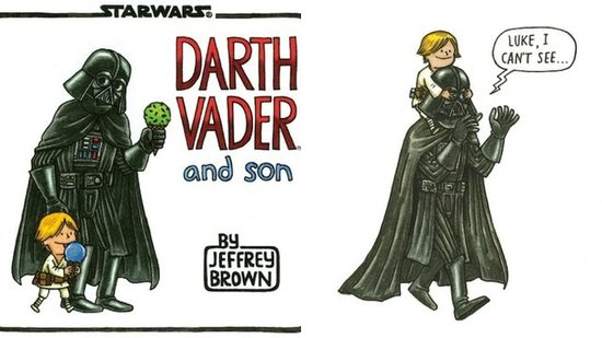 Darth Vader and Son ($10)