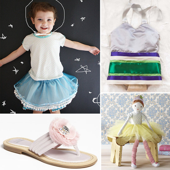 9 Sweet Tutus That Aren't Too-Too Much!