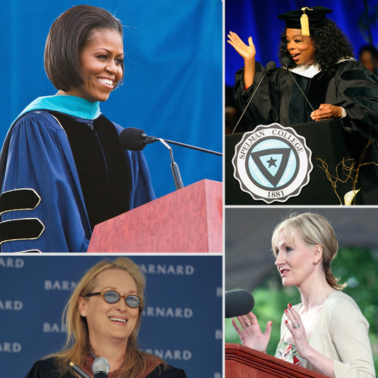 The Best Wisdom From Commencement Speeches by Famous Women