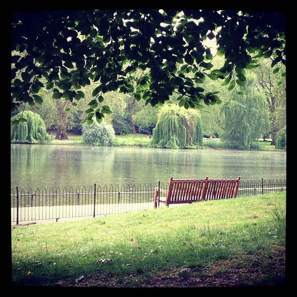 Have a Picnic by the Water in St. James's Park