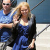 Lara Bingle Pictures Filming Being Lara Bingle With Hermione Underwood in LA