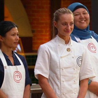 Mindy Wins First Immunity Challenge Pin on MasterChef Australia 2012