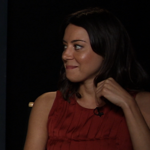 Aubrey Plaza Safety Not Guaranteed Interview (Video)