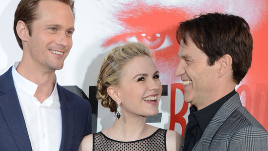 "Video: Pregnant Anna Paquin Feels ""Fantastic"" at True Blood's Premiere — Plus, New Season Hints!"