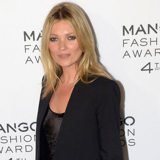 Kate Moss Pictures at Mango Awards
