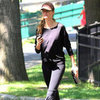 Gisele Walking in Boston Pictures