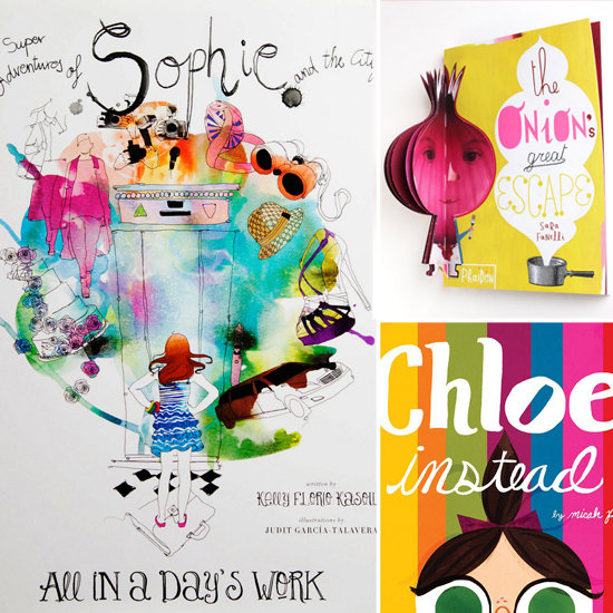 5 Colorful, Creative Books to Add to Your Collection