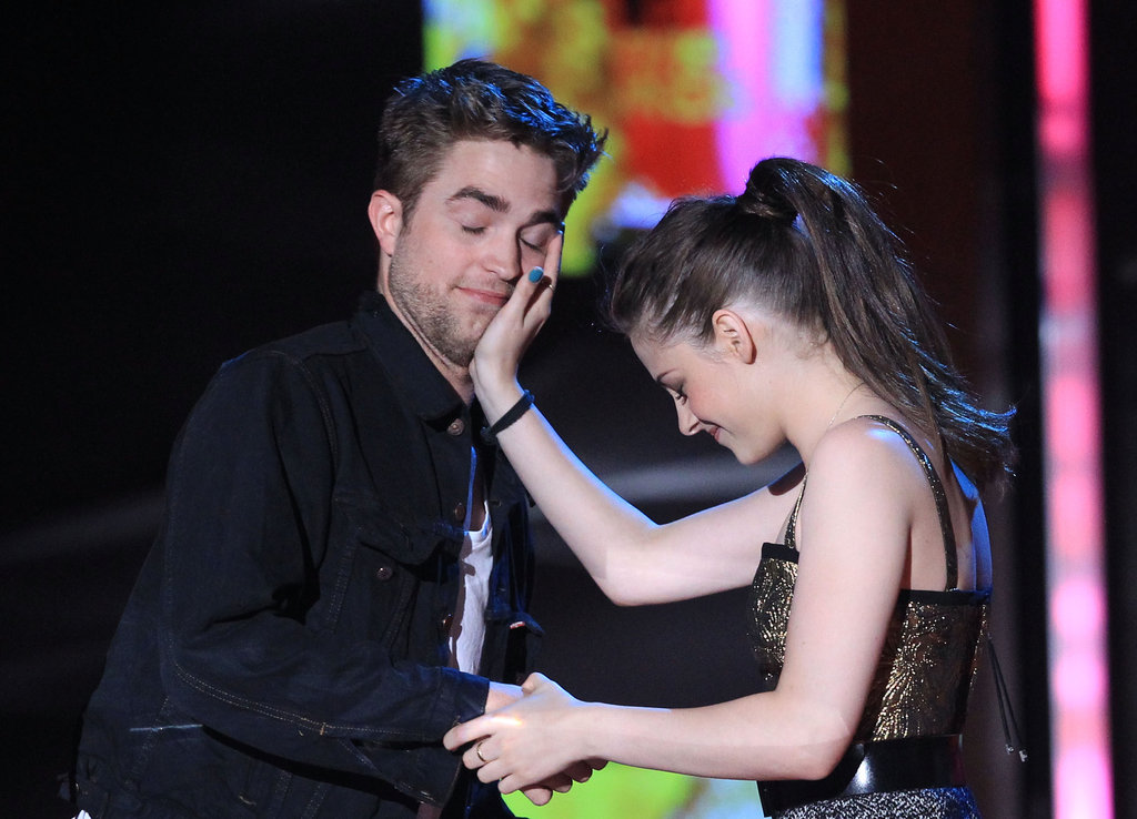Kristen Stewart and Robert Pattinson, 2010