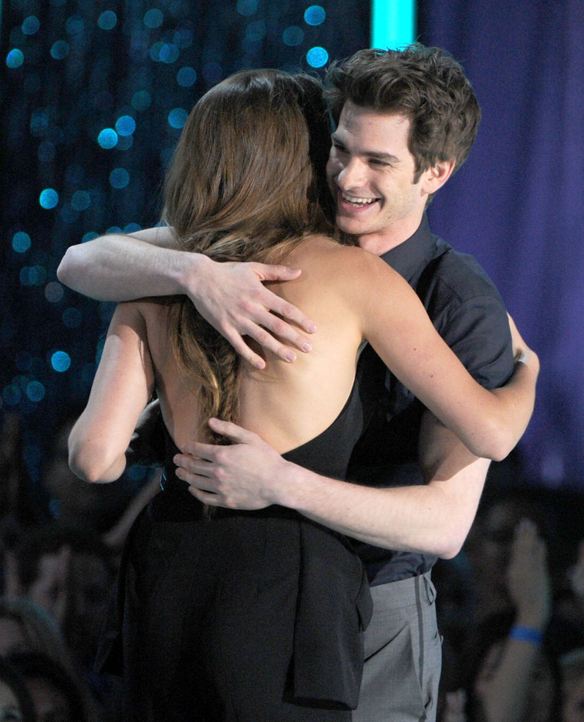 Shailene Woodley and Andrew Garfield