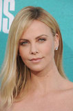 Charlize Theron attended the MTV Movie Awards.