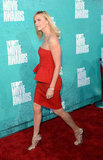 Charlize Theron wore Lanvin to the 2012 MTV Movie Awards.