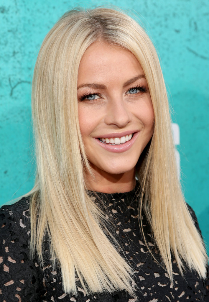 Julianne Hough at the 2012 MTV Movie Awards.