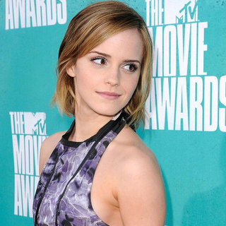 Emma Watson Pictures at MTV Movie Awards