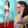 Kristen Stewart at MTV Movie Awards 2012