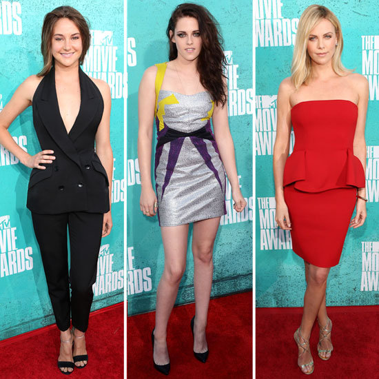 2012 MTV Movie Awards — Who Wore What