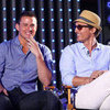 Channing Tatum and Matthew McConaughey Magic Mike Pictures