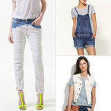 The 10 denim essentials you shouldn't be without this Summer . . . and the next Summer . . . and the next.