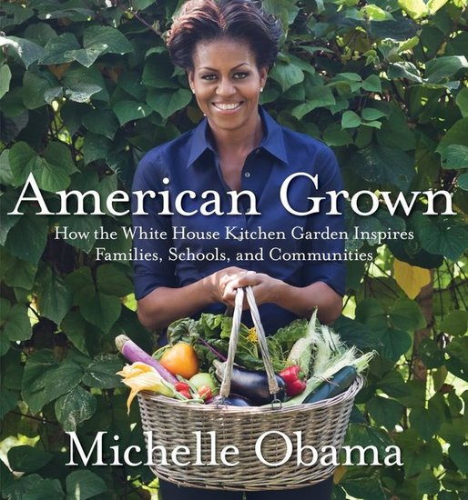 American Grown Cookbook