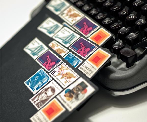 Vintage '60s Stamps