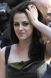 Kristen Stewart Stops By The Today Show In New York