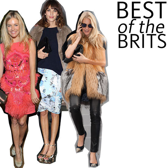 Snoop Our Top Ten Best Dressed British Style Icons List The Kates Alexa Rosie Who Call London