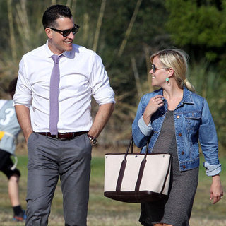 Pregnant Reese Witherspoon With Ryan Phillippe Pictures