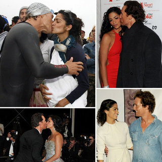 Matthew McConaughey And Camila Alves Got Married Today! See Their Sweetest Moments