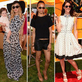 Draw Summer-Style Inspiration From Polo Classic's Best Dressed