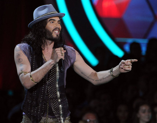 Best Duh Joke: Russell Brand's Twilight Hunger Games Bit